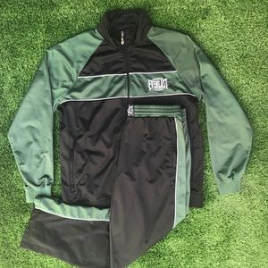 Everlast Men's Full Zip Tracksuit Size XL